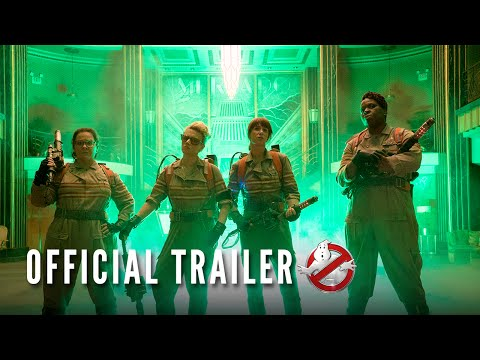 GHOSTBUSTERS - Official Trailer (HD)