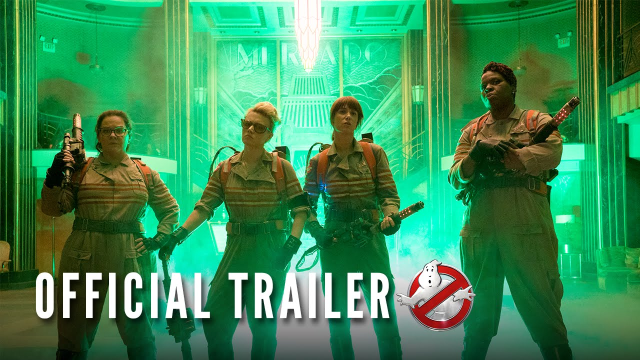 Ghostbusters Official Trailer Hd Youtube