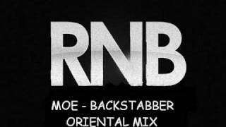Moe - Backstabber (Oriental Mix)