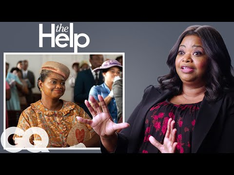 Octavia Spencer Breaks Down Her Most Iconic Characters | GQ