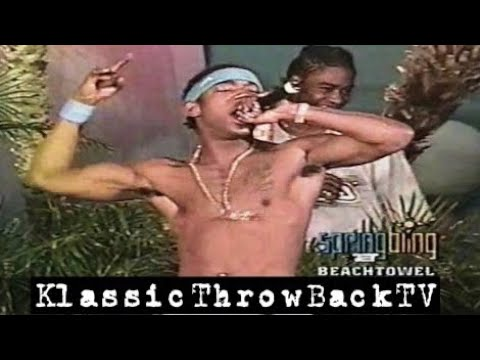 "Ja Rule feat. Lil Mo & Vita - ""Put It On Me"" Live (2000)"