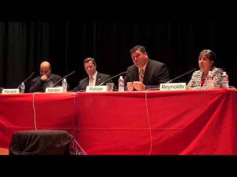 Town Council Debate 2014