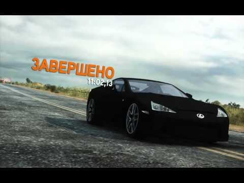 Need For Speed The Run Walkthrough ep  7 Lexus LFA