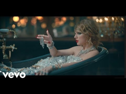 Taylor Swift-Look What You Made Me Do Music Video Review