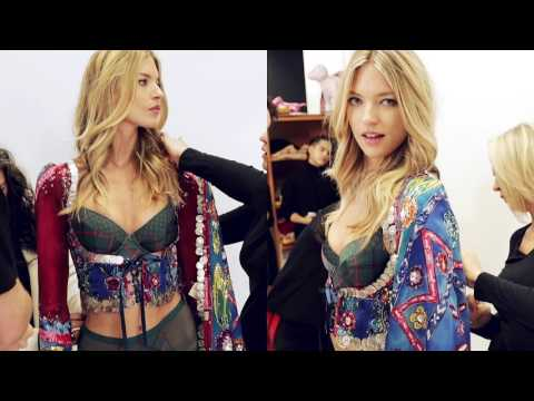 Own The Look: Martha in the 2016 Victoria's Secret Fashion Show