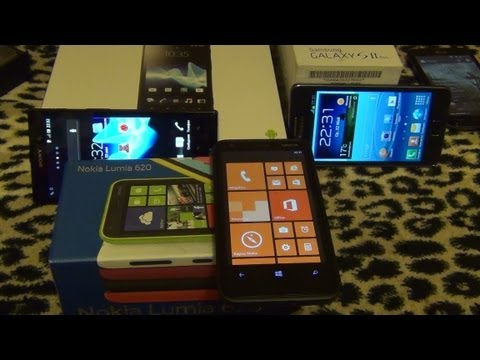 Nokia Lumia 620. Отличный Смартфон Среднего Уровня! /Обзор от Арстайл /