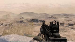 прохождения Call of Duty - Modern Warfare 2.обучения .