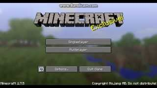 Minecraft April Fools 2014 Opening Music: Game of thrones theme song
