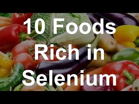 10 Foods Rich in Selenium