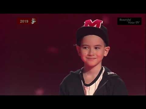 Imagine Dragons - 'Believer'. Mihail/Jan/Andrey. The Voice Kids Russia 2019.