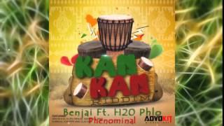 Benjai feat H2O Phlo - Phenominal [Kan Kan Riddim] #2015Soca @AdvoKitProd  @socaisyours