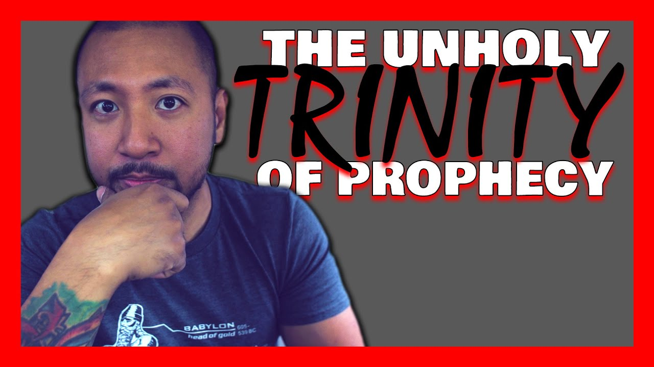 The UNHOLY TRINITY Of Prophecy: Is The CATHOLIC CHURCH Involved??? | SFP - Bible Study