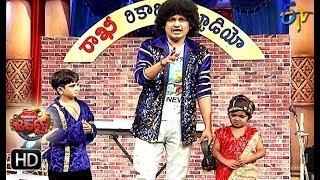 Rocking Rakesh Performance | Jabardasth | 22nd August 2019  | ETV Telugu