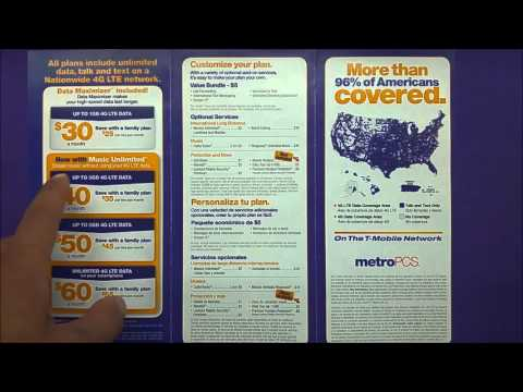 Metro PCs New plans, Hotspot Up to 8Gb, unlimited music and more