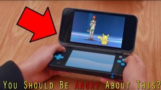 Why The 2DS XL Reveal Should Anger Nintendo Switch Owners?