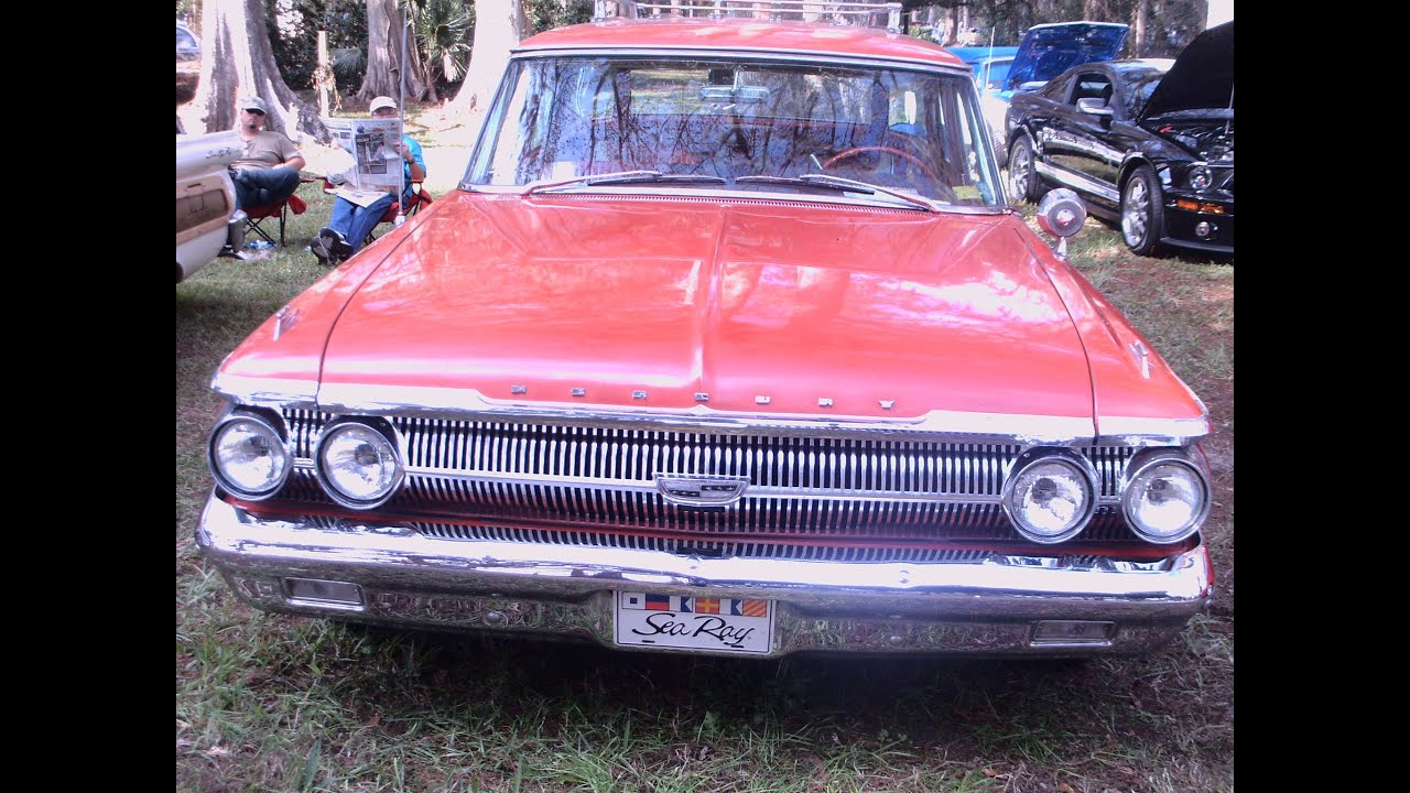 1964 mercury meteor station wagon