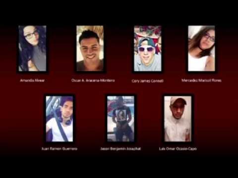 Orlando Shooting - Valencia College West Campus Vigil