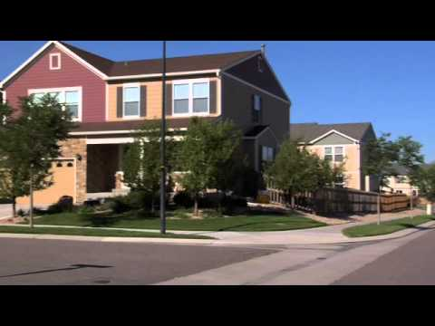 New Homes in Commerce City Colorado - Harvest Meadows by Centex