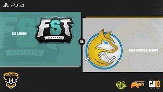 Liga Diamante #5 - Rodada 3 (PS4) FST Gaming X Gold Wolves E-sports