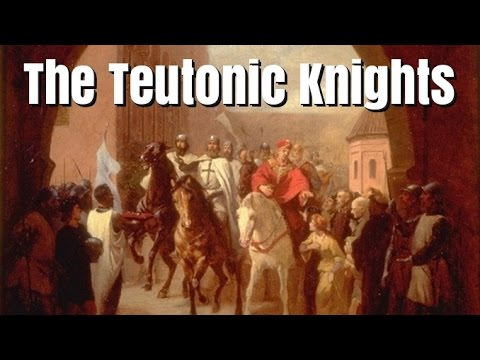 The Teutonic Knights and the Prussian Crusader State