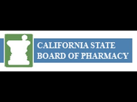 Pharmacy Board Meeting -- July 25, 2017