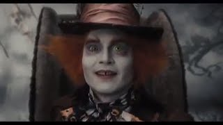 ALICE IN WONDERLAND | Behind the Scenes with Johnny Depp and Cast | Official Disney UK