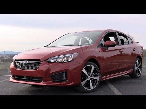 2017 Subaru Impreza: Review