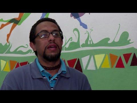 Refugiado venezuelano recomeça vida no Brasil