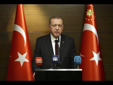 Cumhurbaşkanı Erdoğan: Kudüs'ü kaybettiğimiz bir gün olmasına asla izin vermeyeceğiz
