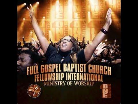 """YOU Have Won The Victory "" /The Anthem - Full Gospel Baptist Lyrics"