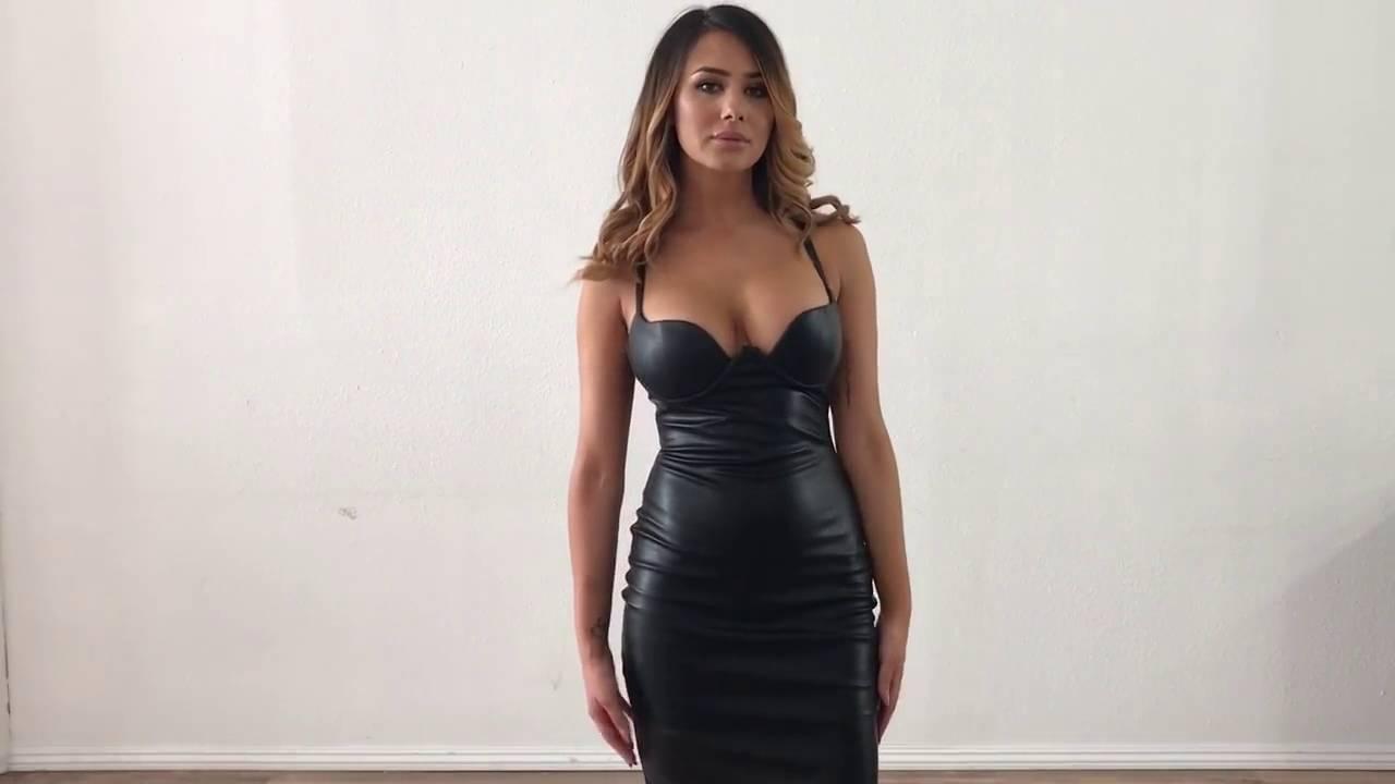 Sexy Black Dress On Youtube - Interracial - Video Xxx-1216