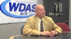 Bruce Foulke of American Heritage Federal Credit Union at WDAS-FM Philadelphia