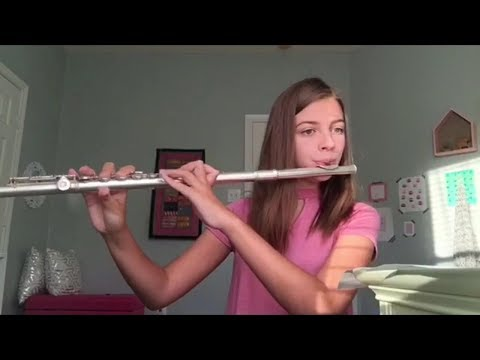 Despacito flute cover by Kaitlyn Maresca