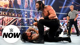 Full WWE Clash of Champions Gold Rush results: WWE Now