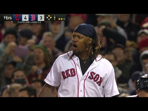 CLE@BOS Gm3: Hanley Lines An RBI Single To Left Field
