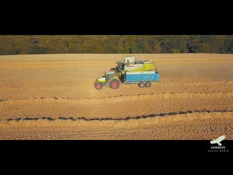 CLAAS LEXION 580 AUGUST 2018