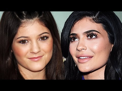Kylie Jenner & Top 10 Celebrity Transformations