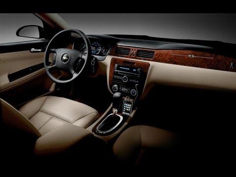 Chevy impala concept
