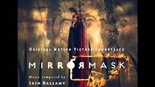 MirrorMask Soundtrack-The White Queen Sleeps/The White Palace{HQ}