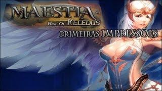 Primeiras Impressões - Maestia: Rise of Keledus