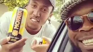 MoFaya Street Hustler in Pretoria hustling