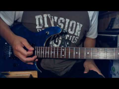 Extreme / Nuno Bettencourt - Get The Funk Out - Guitar Lesson 1 (solo)