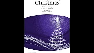 A Holly Jolly Christmas - Arranged by Greg Gilpin