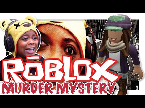 Murder Mystery 2   Roblox   I Want To Murder   Online Gameplay