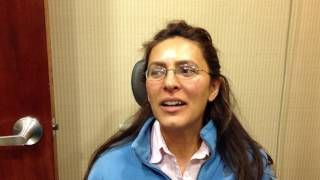 InVision EyeCare   Attorney Elana Immediately before laser vision correction surgery