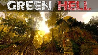 Green Hell #013 | Blutegel & Lebensmittelvergiftung | Gameplay German Deutsch thumbnail
