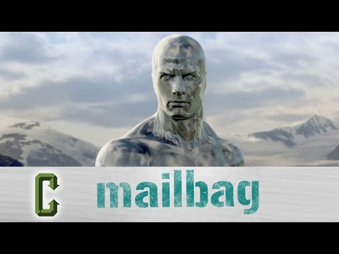 Collider Mail Bag - Will Silver Surfer Appear In Avengers: Infinity War?