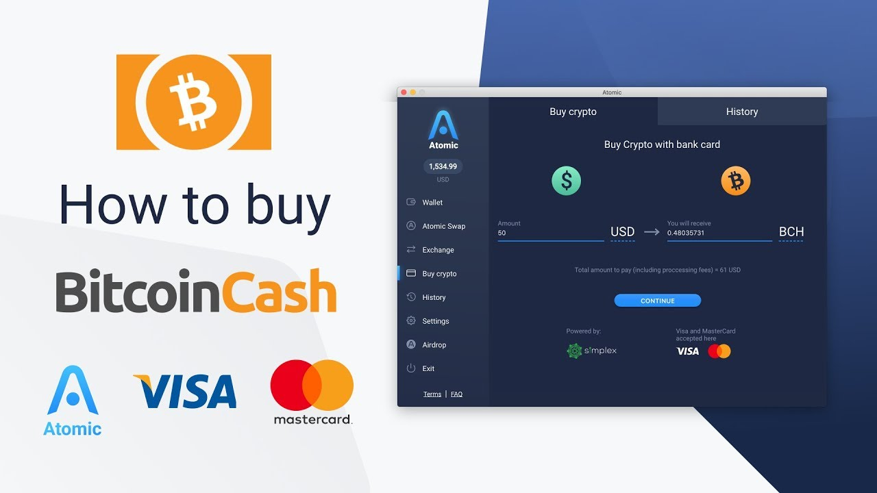 How to buy Bitcoin Cash (BCH)