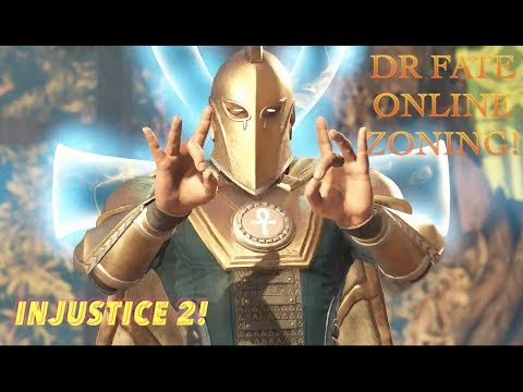Doctor Fate Online Wrecking! Zone Master