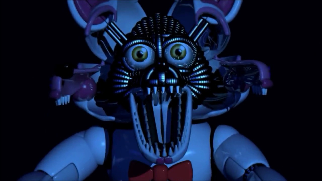 Five Nights At Freddy S Sister Location Jumpscares Ballora Ennard Circus Baby Everybody Youtube